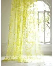Yellow Patterned Curtains Light Yellow Curtains Sheer Yellow Curtains Architects Yellow