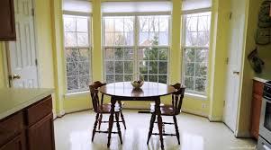 dining room bay window dining bay window dining room