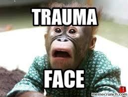 Monkey Face Meme - face monkey