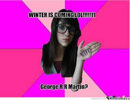 Idiot Nerd Girl Meme - idiot nerd girl by tylertroll meme center