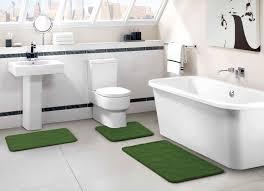 bathroom mat ideas bathroom toilet sink set bath mat textile washroom decor