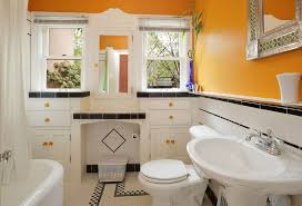 orange bathroom ideas bathroom paint colors to inspire your design