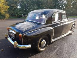 1960 rover 80 pas fitted mathewsons