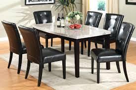 design dite sets kitchen table marble top dining table marble top dining room sets charming