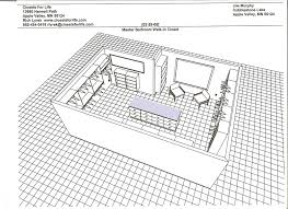 closets for life sample 3d closet drawings