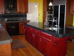 restaining kitchen cabinets darker kitchen cabinet stain colors