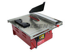 bench tile cutter titan 600w electric tile cutter saw table sf180t1 boxed ebay