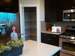 corner kitchen pantry ebay backsplash pinterest kitchen