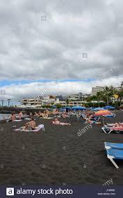 Volcanic Sand Black Sand Beach Tenerife Stock Photos U0026 Black Sand Beach Tenerife