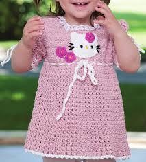 little dress crochet pattern free