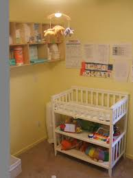 Changing Table For Daycare S Infant Day Care