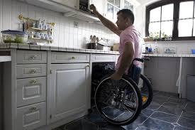 cuisine adapté handicap logements adaptés handicap vieillissement cub