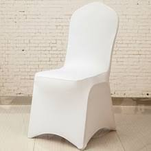 Cheap Spandex Chair Covers For Sale Popular White Chair Covers Buy Cheap White Chair Covers Lots From