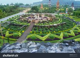 Nong Nooch Tropical Botanical Garden by Nong Nooch Garden Pattaya Stock Photo 85696714 Shutterstock
