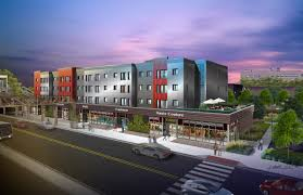 How To Build An Affordable House Gensler Designs Affordable Housing Tod For Chicago U0027s South Side