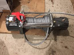 wiring a winch for a trailer hf open box special without manual