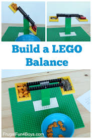 easy lego catapult tension experiment stem activity activities
