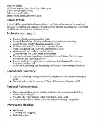 resume template for accounting graduates skill set resume 30 fresher resume templates download free premium templates