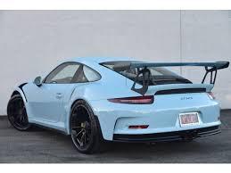 porsche gt3 ebay gulf blue 2016 porsche 911 gt3 rs german cars for sale