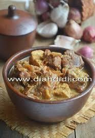 resep sambel goreng telur puyuh diah didi diah didi u0027s kitchen sambal goreng buncis udang dan tempe