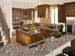almond mauve granite countertop design pink granite kitchen
