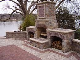 download stone outdoor fireplaces garden design