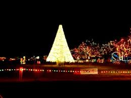 yukon ok christmas lights christmas in the park ii yukon ok youtube