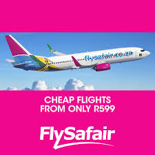 flysafair find cheap flights in south africa