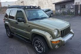 used jeep liberty rims 2004 used jeep liberty 4dr renegade 4wd at enter motors