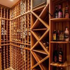 Wine Cellar Shelves - dc metro wine corks wine cellar contemporary with corks unfinished