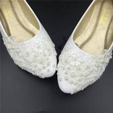wedding shoes size 9 flat wedding shoes lace bridal flat shoes ivory bridal flats