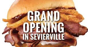 new arby s restaurant opening in sevierville