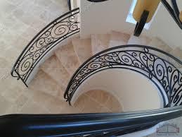 contemporary stair railing decor references