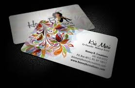 hair and makeup artist business cards
