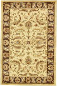 traditional style persian design floral area rug large oriental
