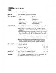 Warehouse Resume Skills Free Objective Warehouse Worker Resume Objective