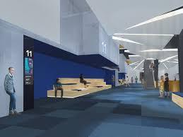 La Plateforme Du Batiment Argenteuil by Architecture Bim And Conceptual Design Architecture
