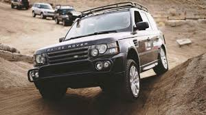 land rover off road land rover range rover sport accessories u2014 voyager racks