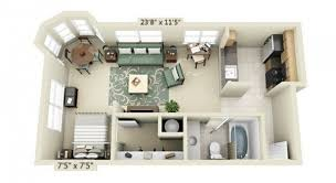small floor plans studio apartment floor plans intended for small designs 0