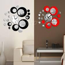 modern mirror wall art online get cheap modern mirror aliexpresscom buy new modern circles acrylic mirror style wall