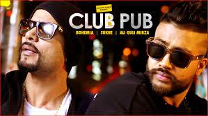 sukhe latest hair style picture club pub video song bohemia sukhe ramji gulati t series youtube