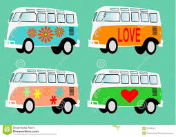 volkswagen hippie van volkswagen camper stock illustration image of hippie 31643597
