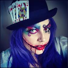 malice in wonderland halloween party dare to be different the genius behind vanity venoms radical makeup