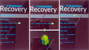 factory reset android factory reset android device by system settings or recovery mode