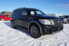 lifted nissan armada 2017 nissan armada for sale in edmonton
