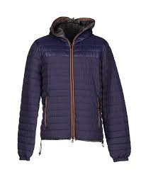 duvetica winter hat duvetica down jacket dark purple men coats