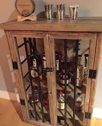 Diy Bar Cabinet Best 25 Alcohol Cabinet Ideas On Pinterest Ikea Dining Room