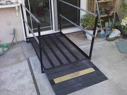 wheelchair ramps san jose bay area amramp