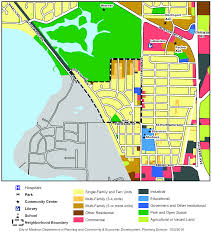 Chicago Map Of Neighborhoods by Madison Neighborhood Profile Brentwood Village Association