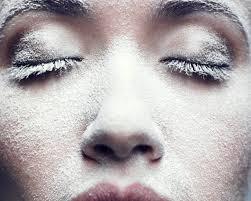banish dry skin beauty